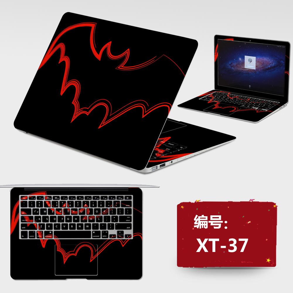 電腦貼膜15.6寸華碩飛行堡壘FX~PRO FX50J ZX50J筆記本外殼貼紙14