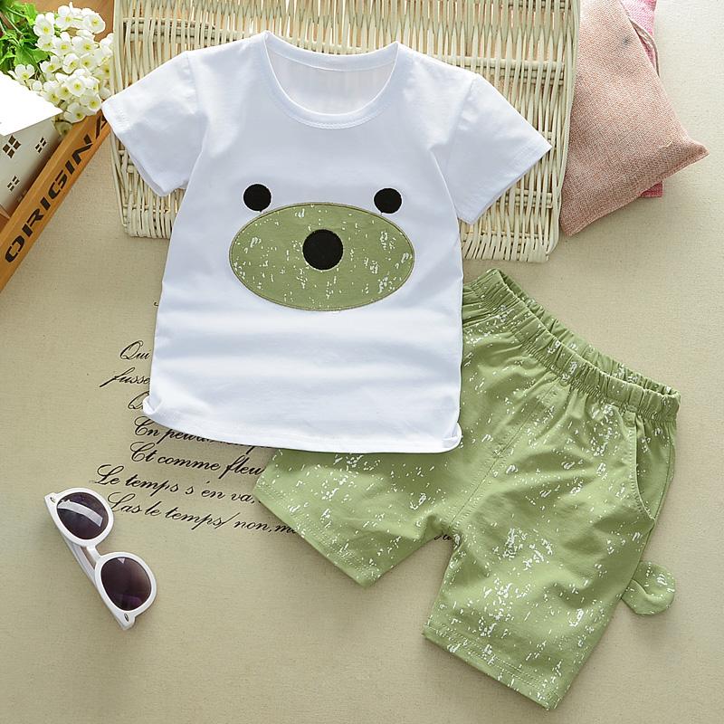 ����夏�b男洋�馓籽b短袖0一1�q半2夏季3�n版4潮��和��b小孩衣服