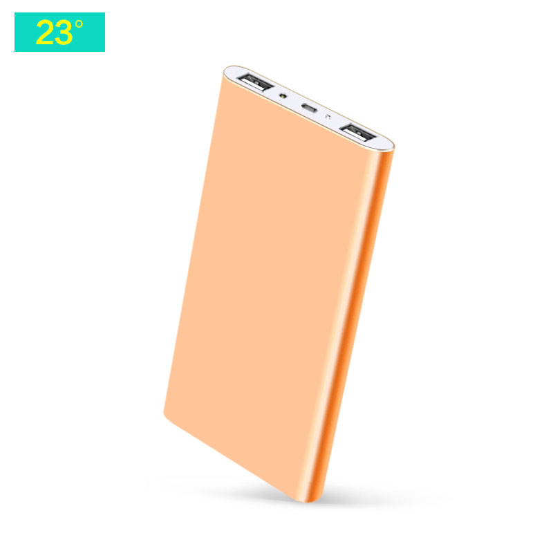 20000m thin paragraph charge treasure portable portable mini cute miui apple 6s mobile phone 7 universal mobile power mill