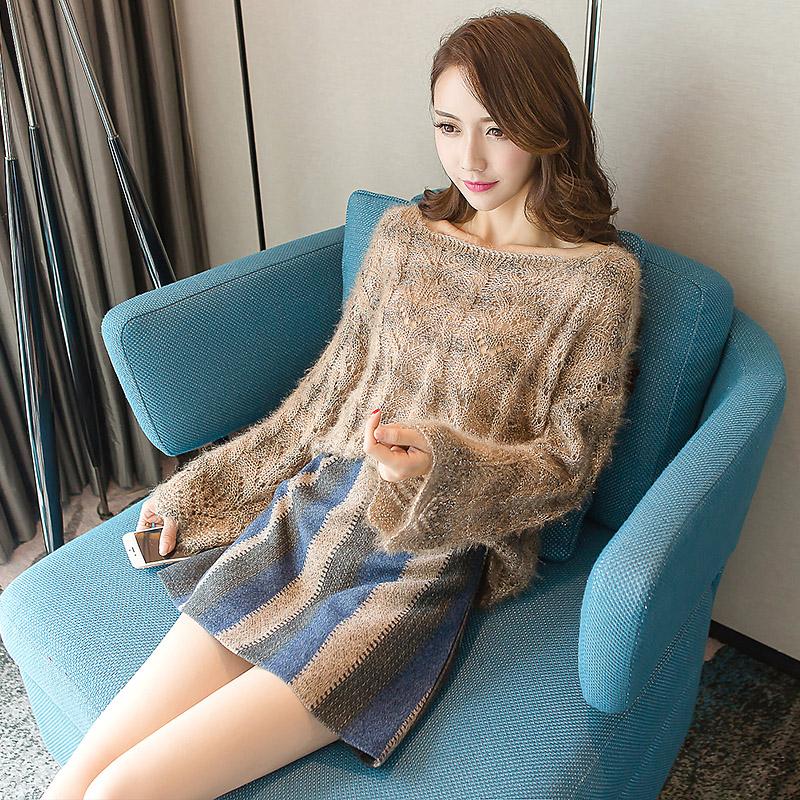 初秋针织套装裙子毛衣早秋装女2018新款时尚两件套连衣裙秋季女装