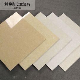 郁金香抛光砖800X800客厅地砖防滑瓷砖深黄色白色粉色玻化砖工程图片