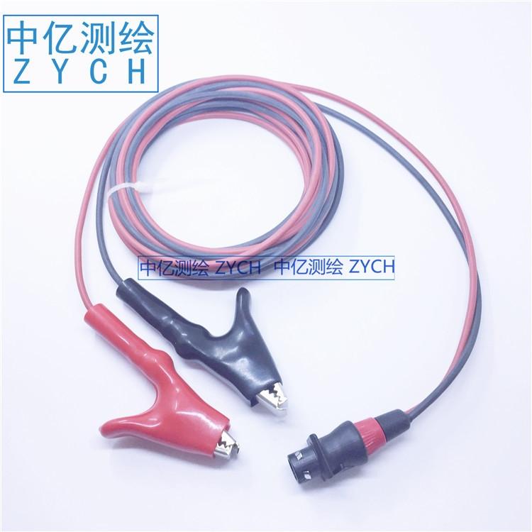 英国雷迪RD8100/RD7000/RD8000发射机电源直连线电源夹子线