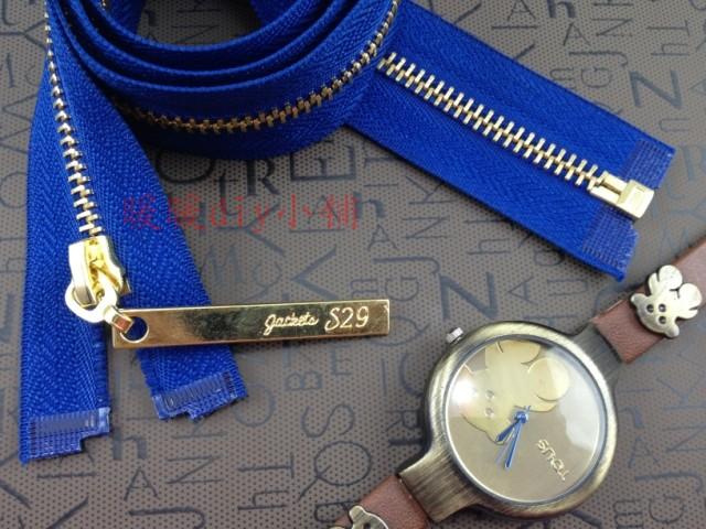Пятый 20-120 полный размер размеры могут быть настроены, металлическая застежка-молния, BLUETEC Золотой зуб костюм DIY Аксессуары