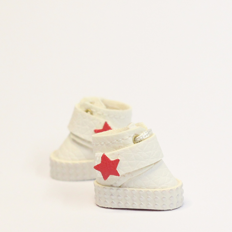 Ob11 small shoes, leisure sports shoes, leather shoes, GSC clay head man, beautiful knot, pig doll, 12 points BJD cloth