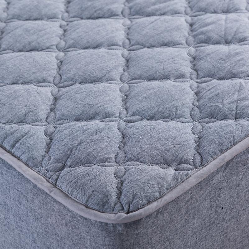 良品水洗棉床笠单件纯棉全棉加厚夹棉床罩床套防滑固定床垫保护套券后99.00元