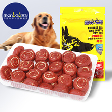 Mumbai beef cod sushi 408g mud dog snack pet Teddy dog training food puppies nationwide package