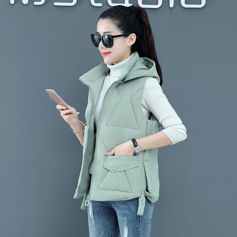 2020韩版短款冬季羽绒外穿棉马甲评价好不好