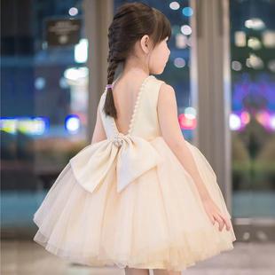 女童汉服2020夏装 童装 春秋公主裙儿童夏款 新款 裙子洋气背心连衣裙