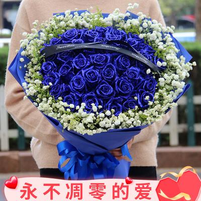 蓝色妖姬怎么样好吗