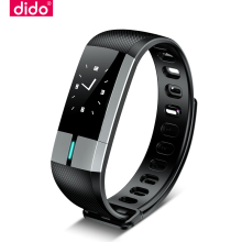 Dido intelligent bracelet, blood pressure, heart rate, man's waterproof pedometer, multi-function electrocardiogram monitor, elderly health couple watch, high precision female vivo Apple oppo