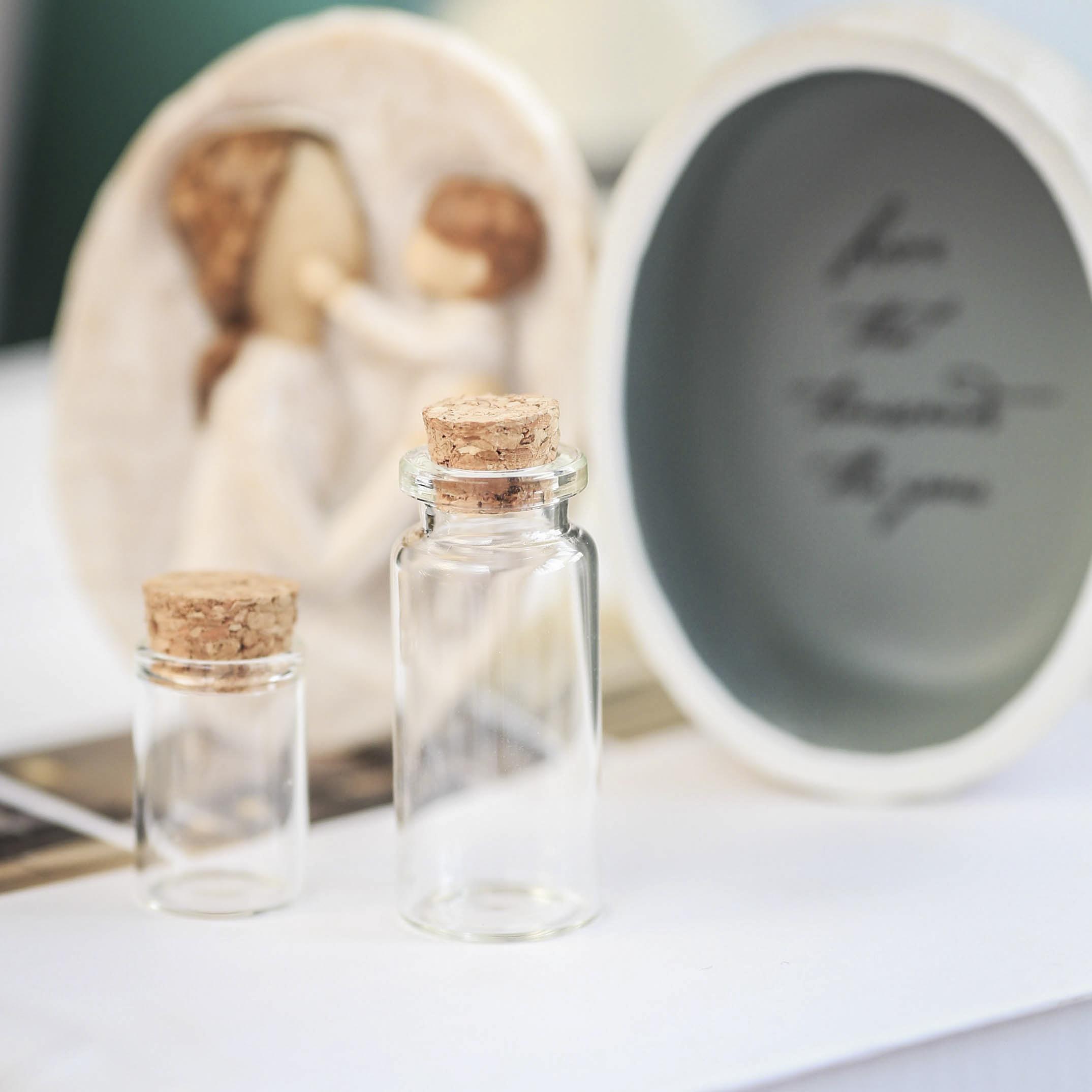 宝宝胎发纪念品diy胎毛保存瓶婴儿脐带收藏盒乳牙收纳盒子willow Изображение 1