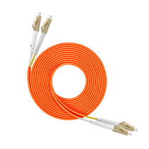 Tanghu Lake Multi-mode dual-core LC-LC fiber jumper 3.5-meter 15m fiber optic cable tail fiber pair Customizable