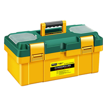 Toolbox Large multifunctional Maintenance tool Portable Electrician toolbox household hardware storage box car box