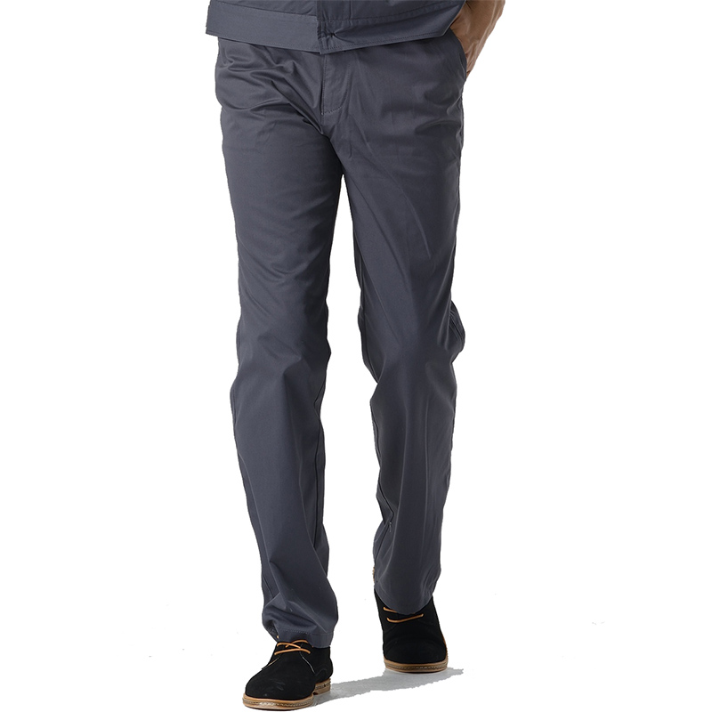 WK501 CVC面料工作服裤子男女夏季薄款舒适宽松耐磨建筑工装工服