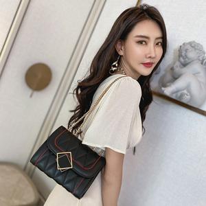 RS9159#ELLYTOYBOY果冻包包女小新款2021斜挎包时尚单肩链条百搭