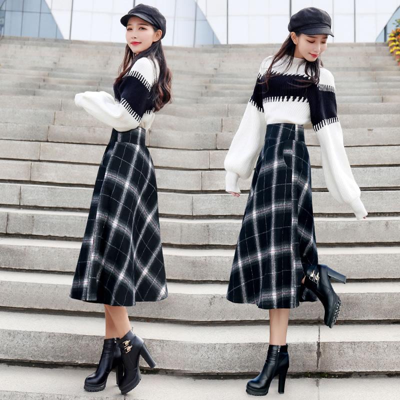 裙装两件套