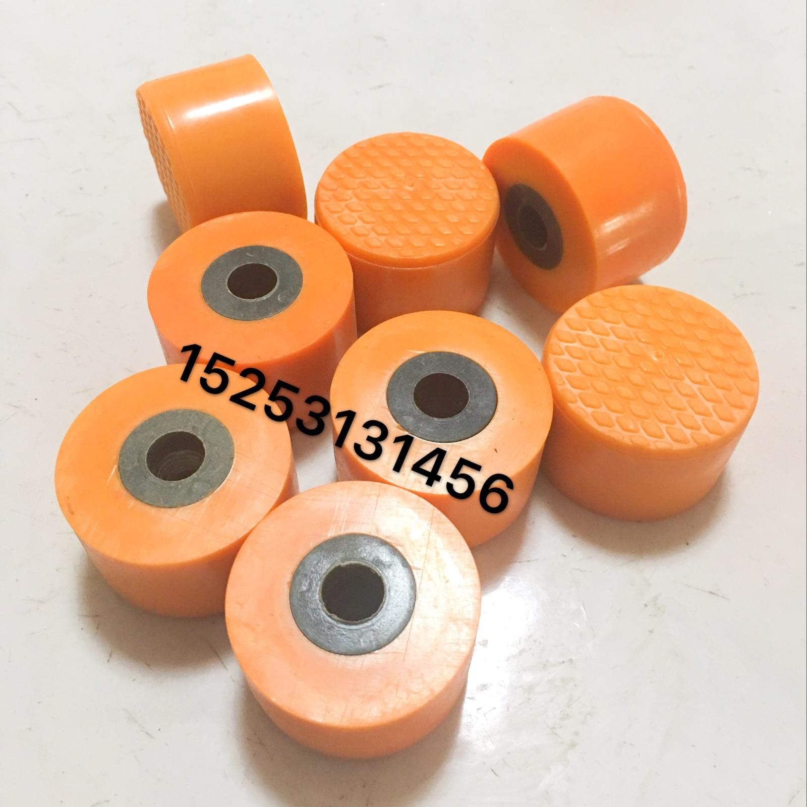 铝合金机器压料气缸M8/10/12皮压头/压料头/皮锤塑钢门窗设备配件