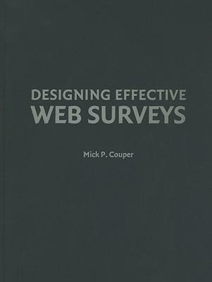 【预售】Designing Effective Web Surveys