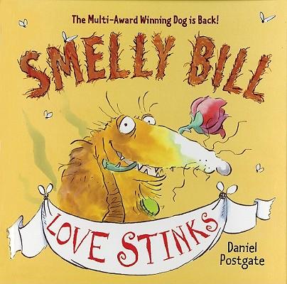 【预售】Smelly Bill: Love Stinks