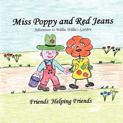 【预售】Miss Poppy and Red Jeans: Adventure to Willie
