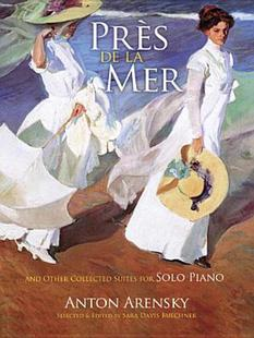 【預售】Pres de La Mer and Other Collected Suites for Solo