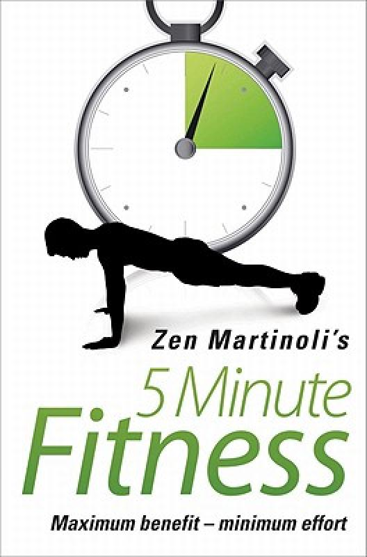 【预售】5 Minute Fitness: Maximum Benefit - Minimum Effort