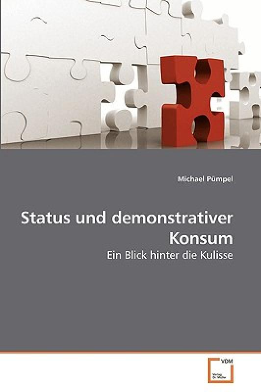 【预订】Status Und Demonstrativer Konsum