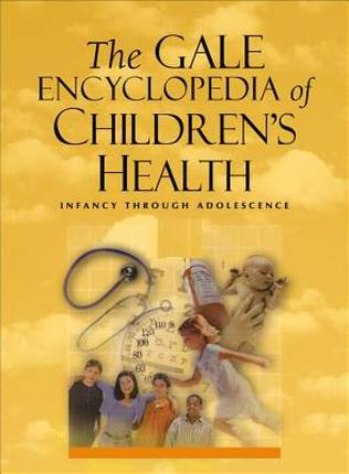 【预售】The Gale Encyclopedia of Children's Health 4 Volume