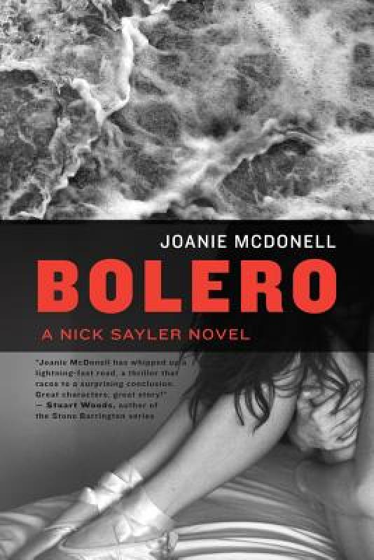 【预售】Bolero: A Nick Sayler Novel