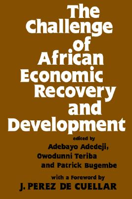 【预售】The Challenge of African Economic Recovery and