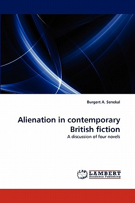 【预售】Alienation in Contemporary British Fiction