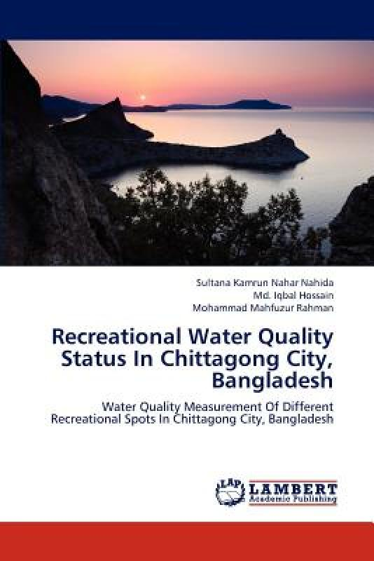 【预订】Recreational Water Quality Status in Chittagong