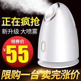 蒸脸器排毒面脸美容仪喷雾机加湿纳米补水蒸脸仪打开毛孔热喷家用图片
