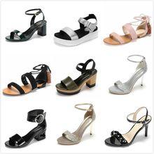 Daphne/达芙妮春夏高跟低跟单鞋凉鞋系列