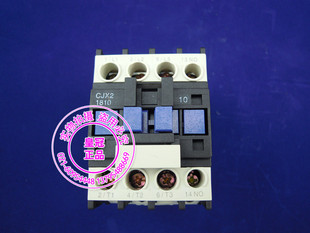 Chint Chint contactor AC contactor cjx2 1810 shot please note the voltage CJX2 18