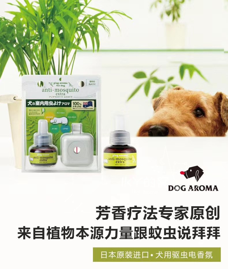 Ikys nest Japanese aromatherapy recommended indoor plant family space pet insect repellent mosquito repellent sleeping dog