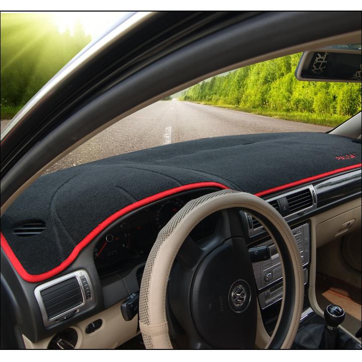 大眾新捷達朗逸polo速騰朗行寶來 汽車中控儀表台避光墊遮陽墊