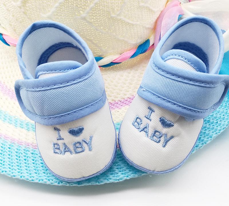 寶寶鞋子春秋夏季單鞋軟底0-1歲男女嬰兒鞋3-5-6-7-8-9個月學步鞋