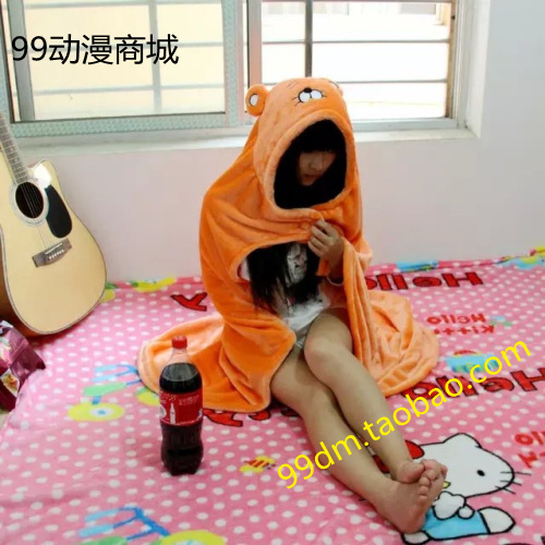 99 cartoon Cosplay dry girl small buried in the earth Cosplay suit c-suit wig