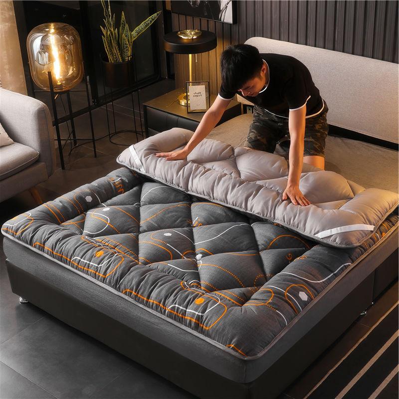 四季通用床垫子双人加厚榻榻米0.9m学生宿舍地铺单1.5m2.0米垫被