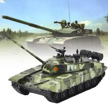 1時32 Shenghui T99合金メイン対空装甲軍の戦車モデル戦車の子供のおもちゃの金属車