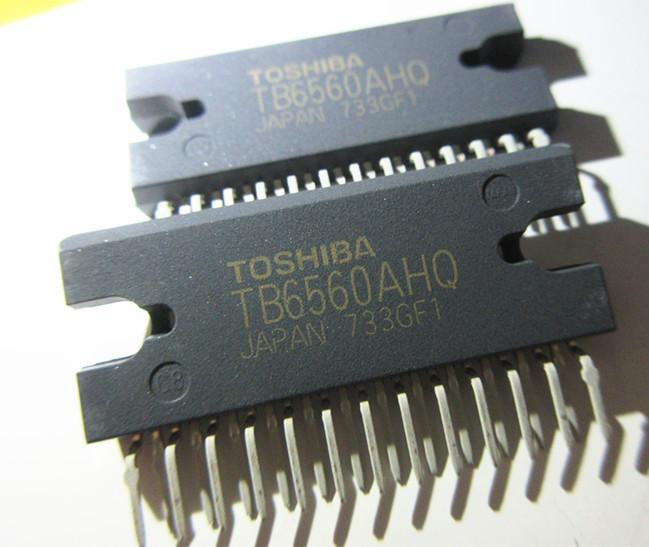 TB6560AHQ 步进电机驱动芯片/ 电机驱动芯片 HZIP25