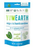 3.3 Ounce (Pack of 6) Wild Peppermint YumEarth Or