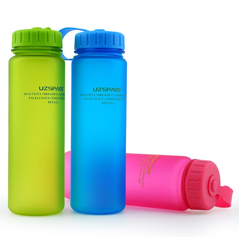 優之炫彩大容量水杯情侶便攜杯子戶外 水杯旅行 水壺500ml