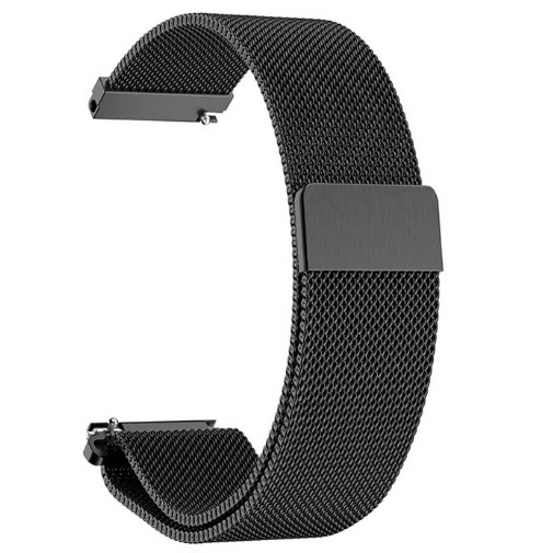 Bracelet strap 22mm strap wrist strap magnetic stainless steel metal Milanese watch chain silicone strap universal