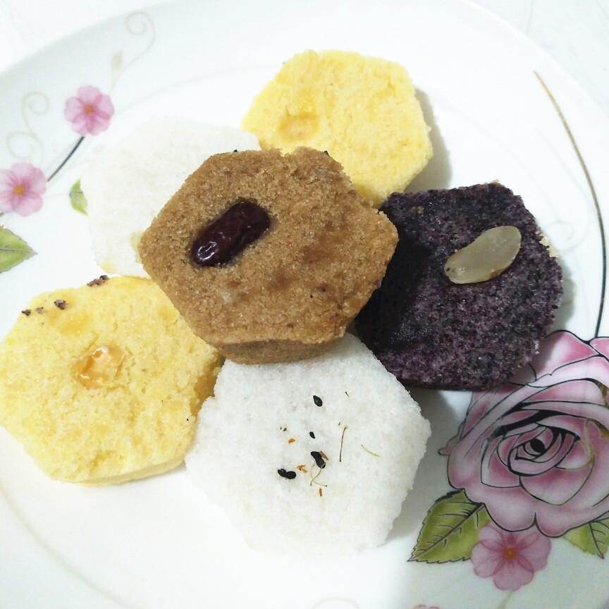 温州特产传统小吃 糕点 松糕 蒸糕 糯米点 400克