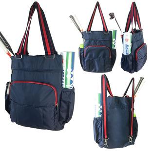 正品 羽毛球包 2-3支装 手提袋 休闲百搭单肩包 双肩包 网球包