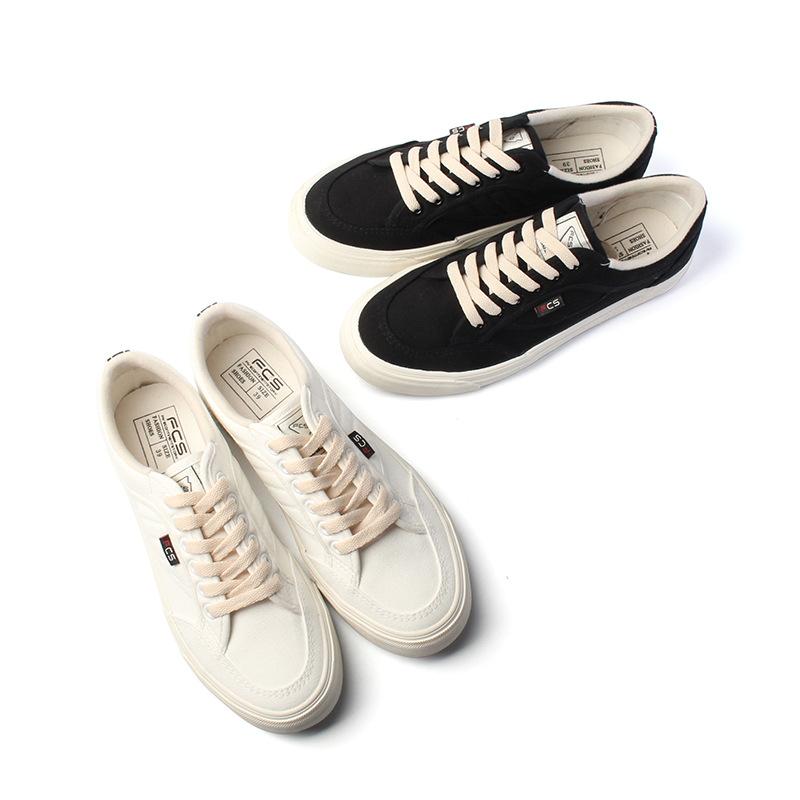 新款帆布鞋欧美男鞋子夏潮跑男同款运动男陈赫�昴欣畛咳�律二夏季