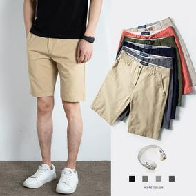 夏季男士休闲潮宽松运动纯棉短裤