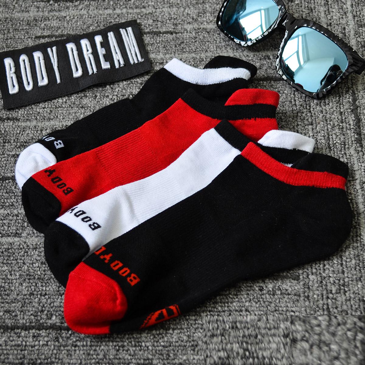 6 отправить парой дезодорация мужские носки хлопковое сырьё носок носок мелкий рот низкий короткие трубки хитрость носки хлопок спортивные носки лето